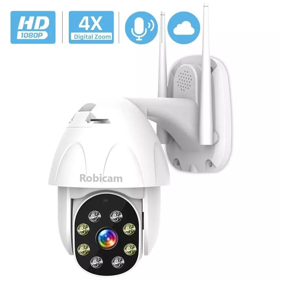 Външна камера Wateproof 360 Robicam 2MP FULL HD 1080P PTZ