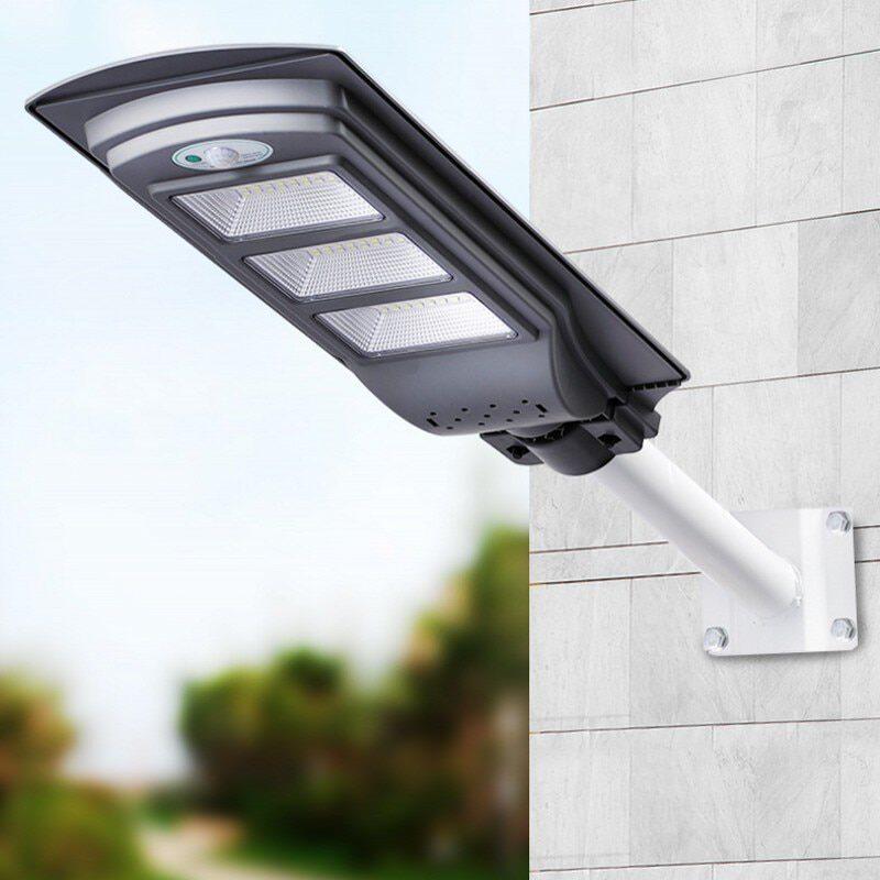 Соларна лампа с датчик за движение